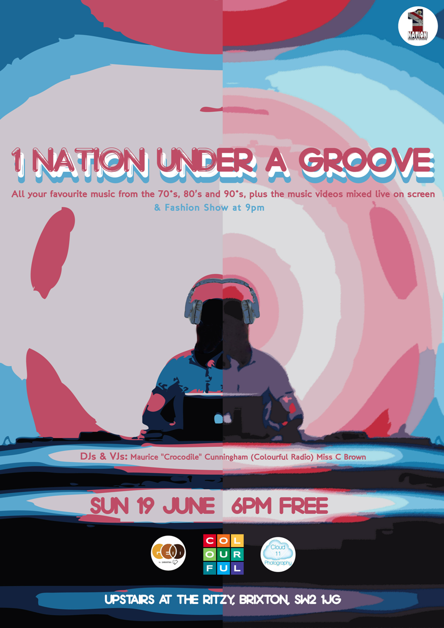 1 Nation Under A Groove