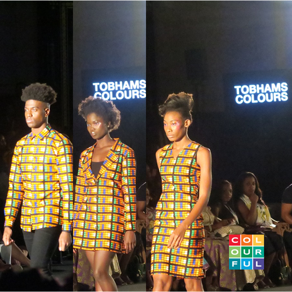 Glittering since 2011 - This is Africa Fashion Week London