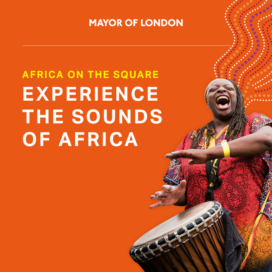 Africa on the Square festival brings Black History Month to an exhilarating close