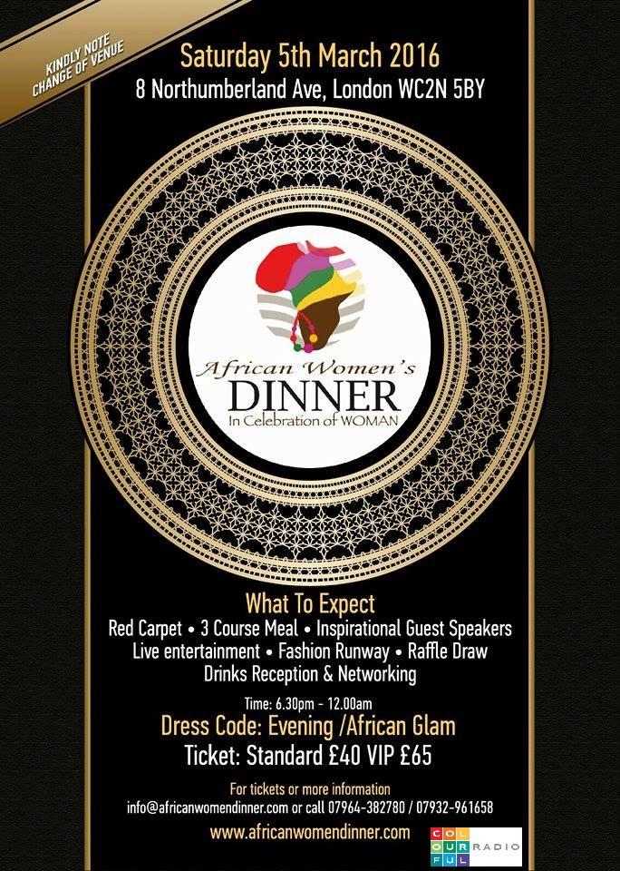 African Women's Dinner (AWD)