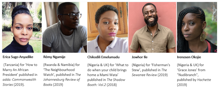 Colourful talks to 2020 AKO Caine Prize for African Writing Nominees