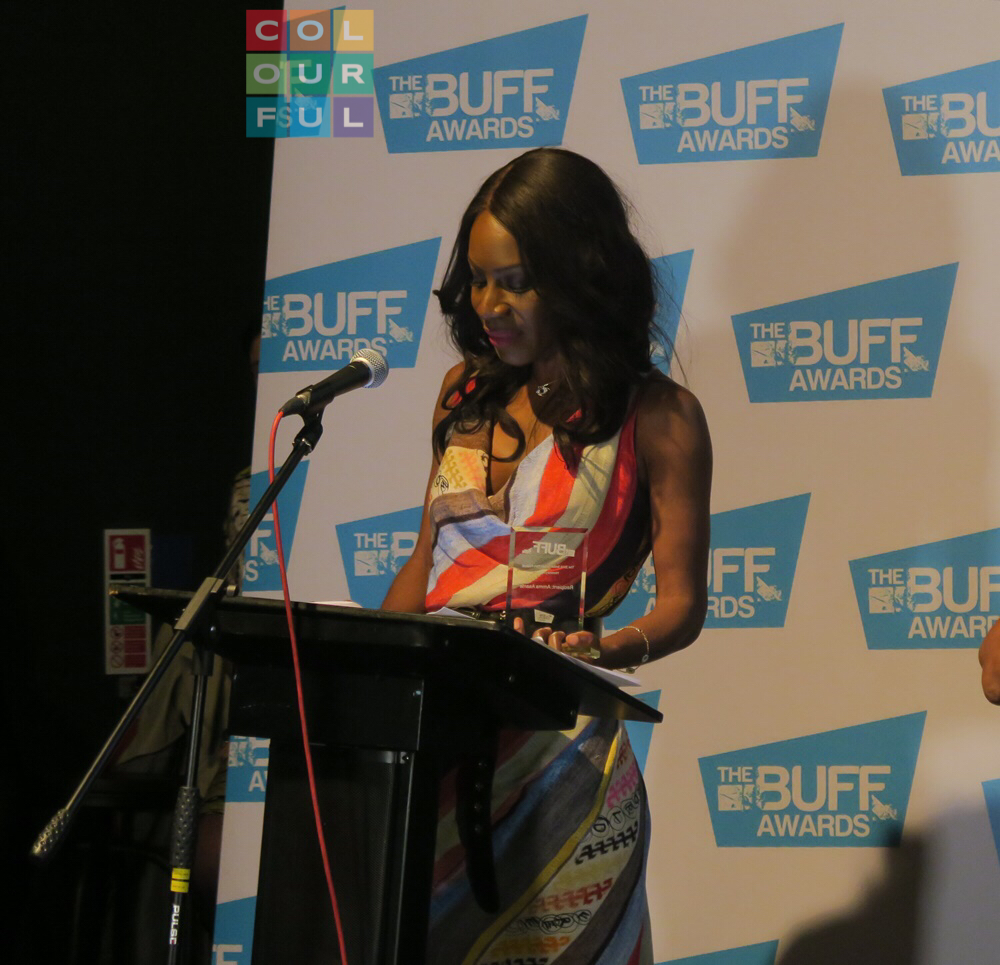 Colourful Radio Broadcast LIVE from British Urban Film Awards 2018 (BUFF)