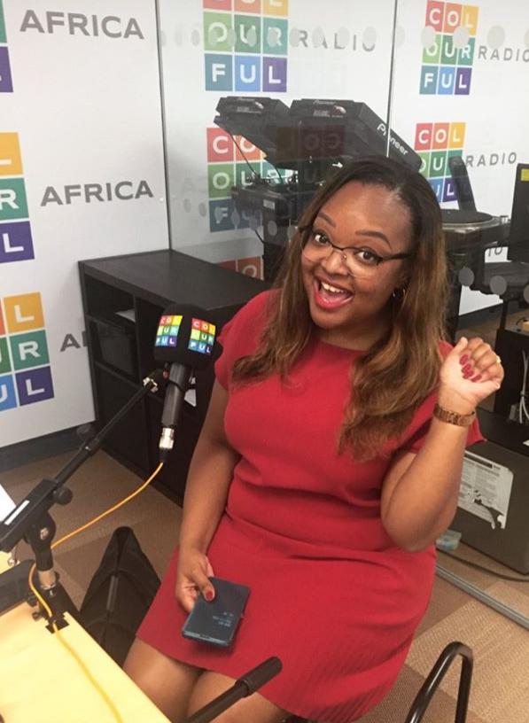 Amref - Elizabeth Ntonjira
