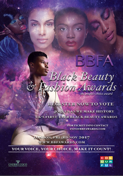 The Black Beauty and Fashion Awards 2017