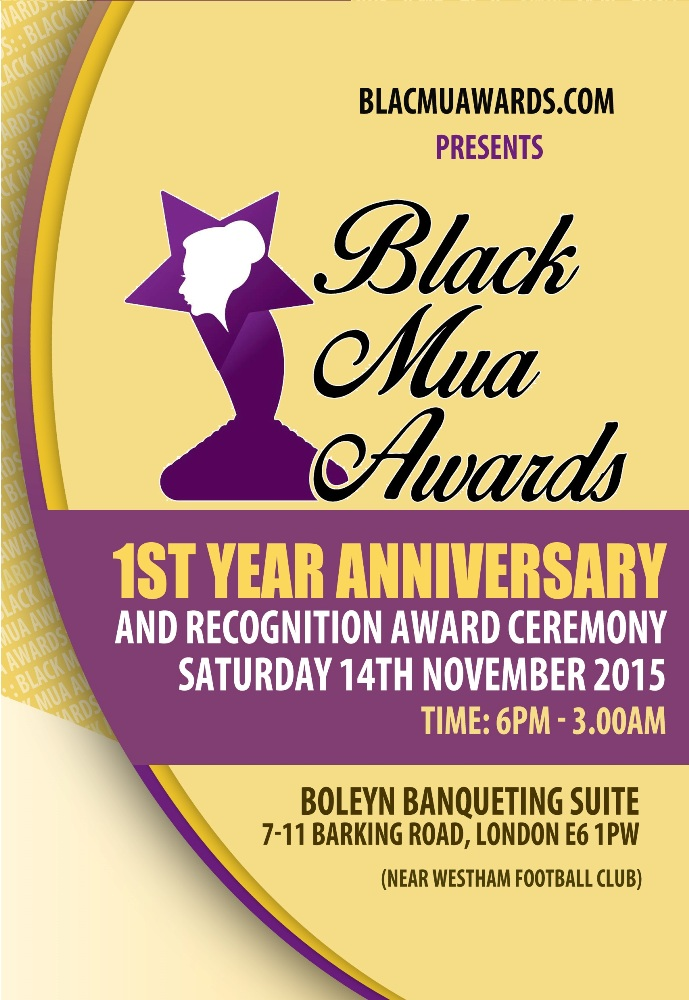 Black MUA Awards