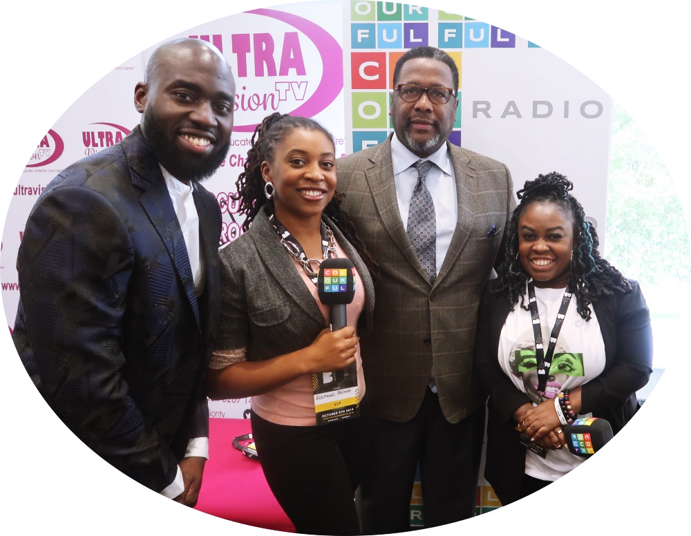 Colourful Radio LIVE at UK Black Business Show 2019