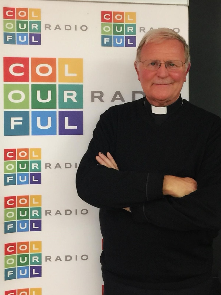Canon Roger Hall MBE