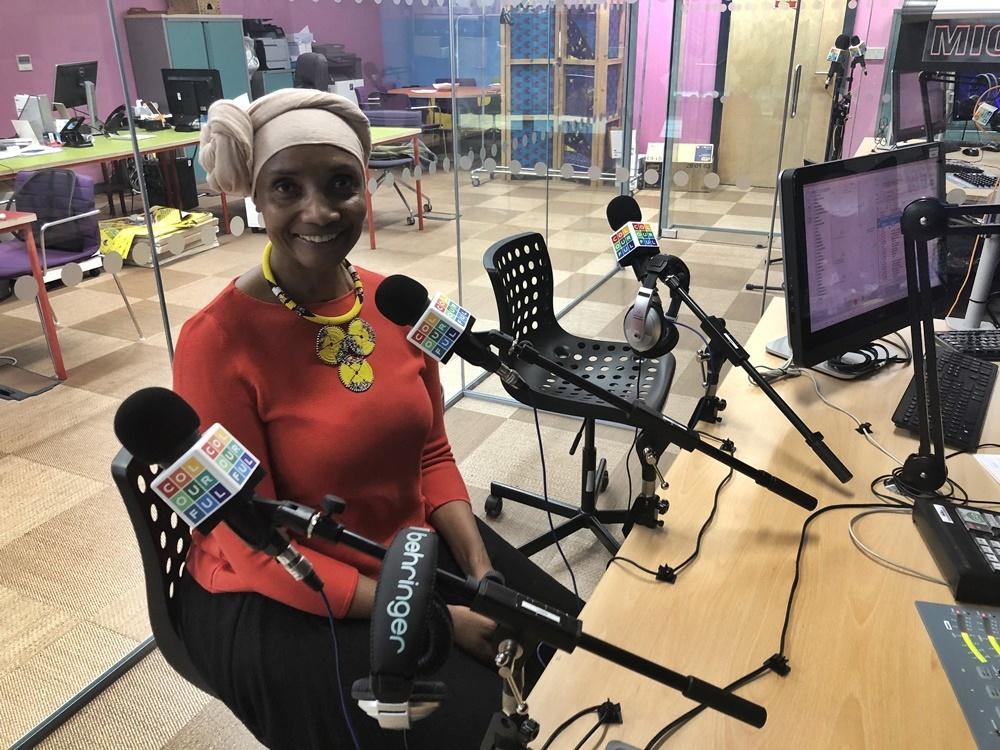 Carol Mathebula