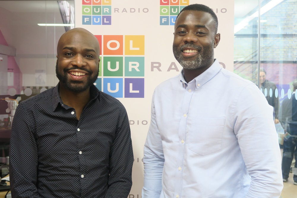 Ben Anim-Antwi and Francis Addai