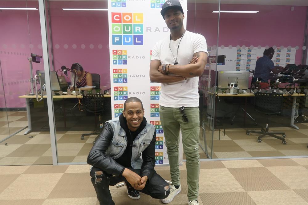 Ethiopian brothers Bibi and Bichu