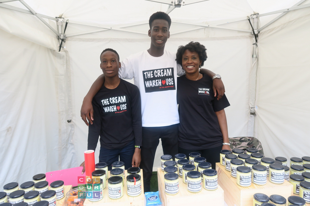 Colourful Radio Broadcast from The Africa Centre Summer Festival 2018