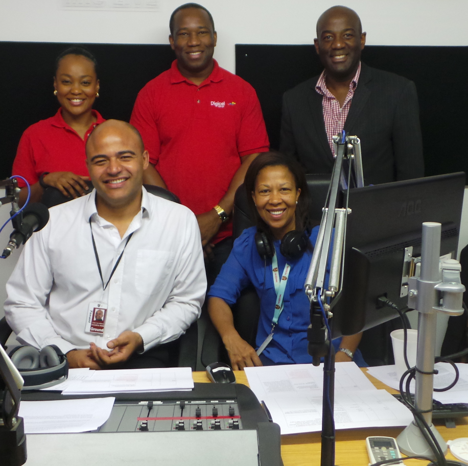 Digicel celebrates Black History Month with us