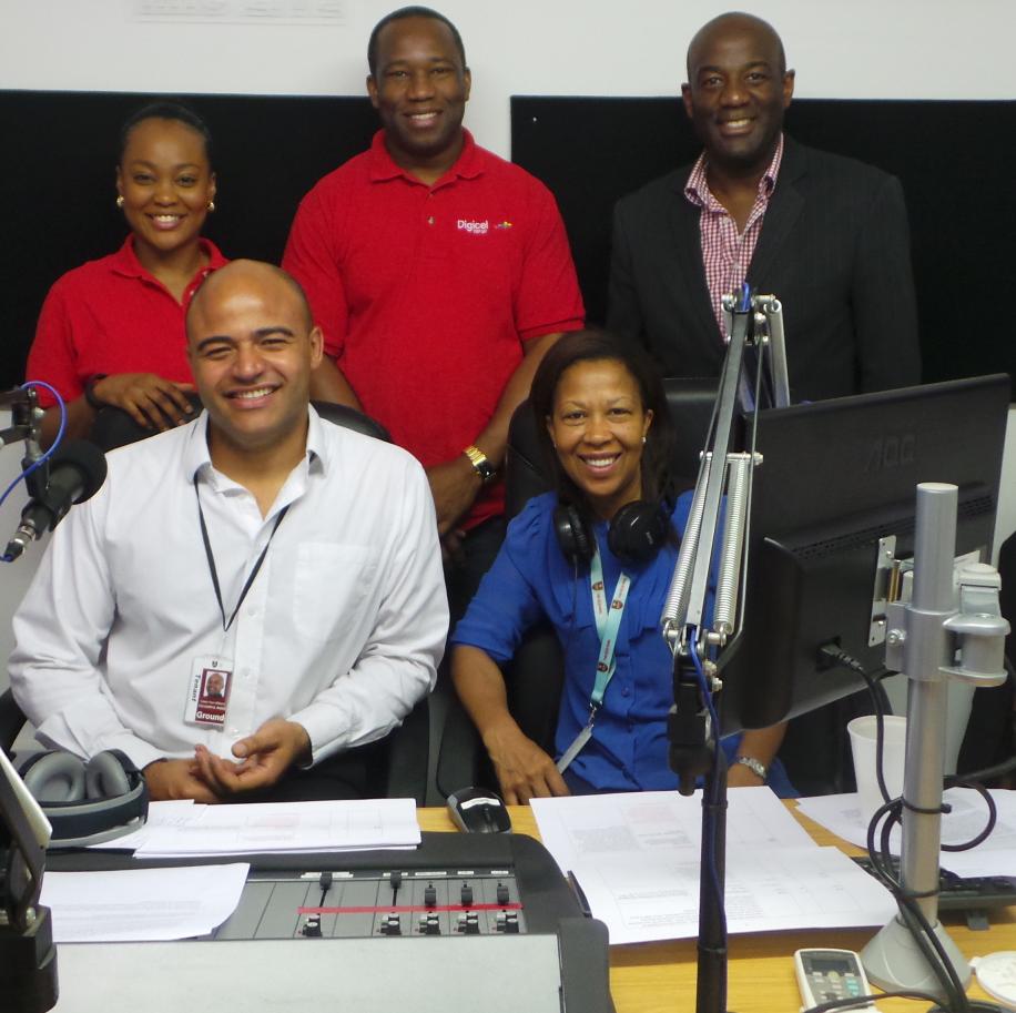 Digicel celebrates Black History Month with us