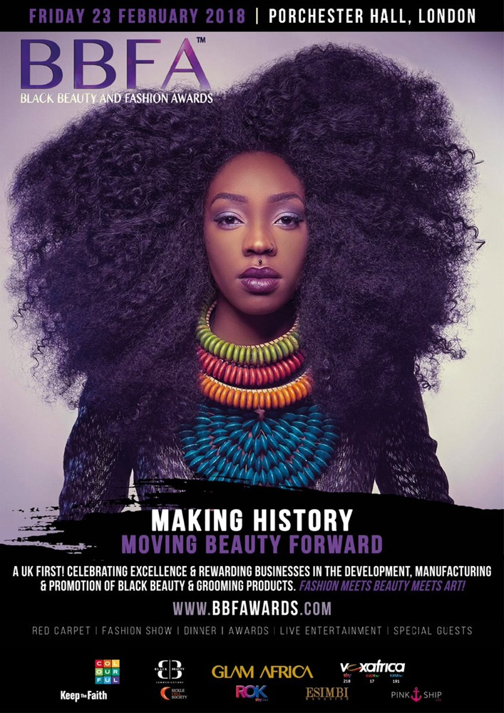Get your tickets for the Black Beauty Fashion Awards