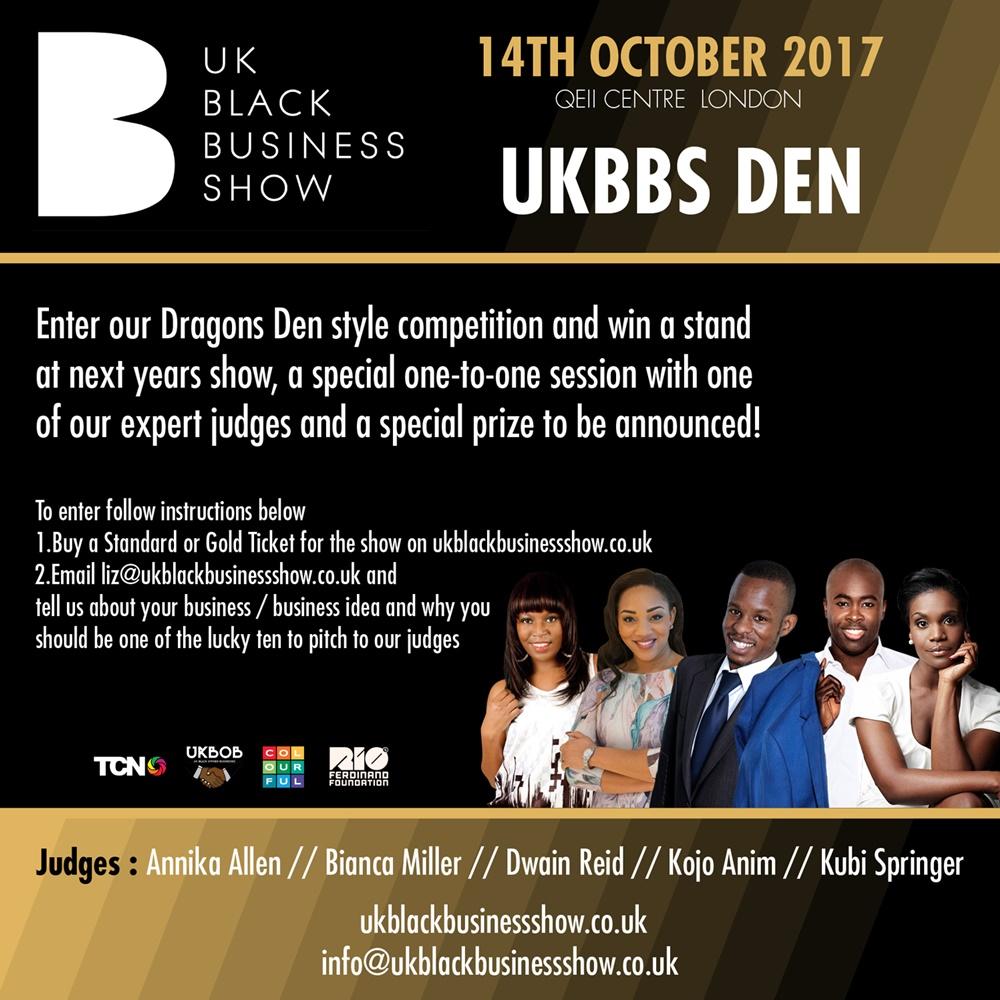 UK Black Business Show 2017
