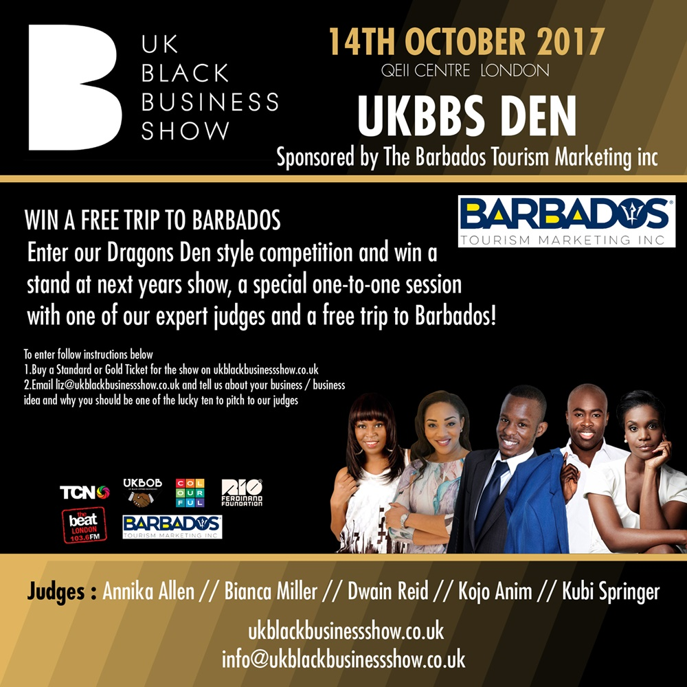 UK Black Business Show 2017