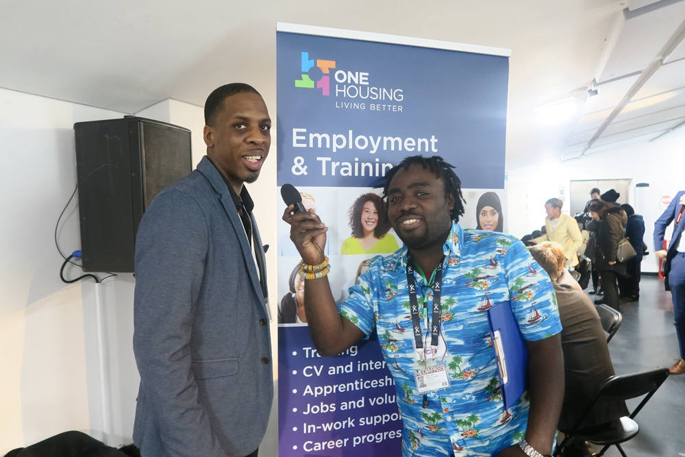 New Arts and Culture Zone at London Jobs Fair - East