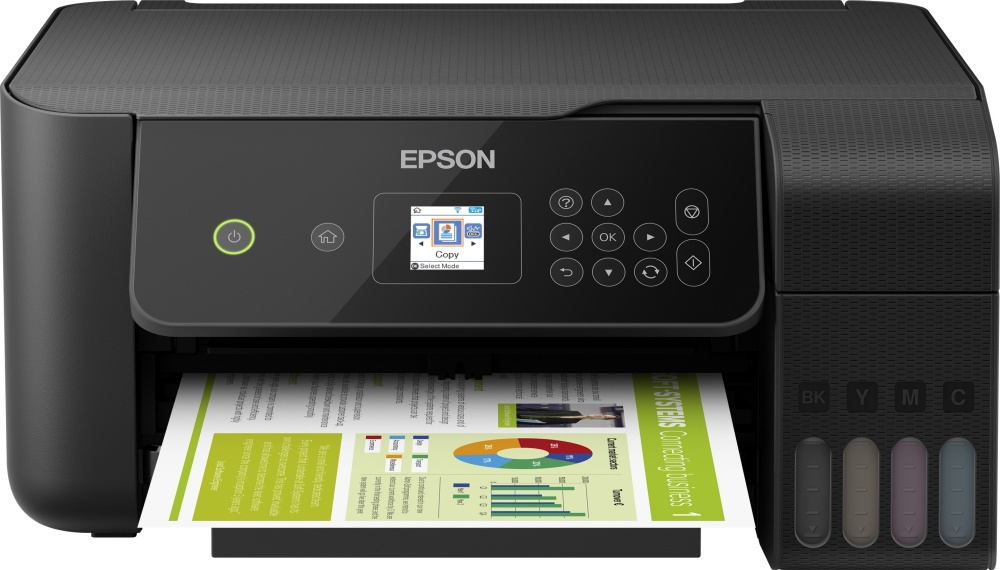 Win an Epson EcoTank printer