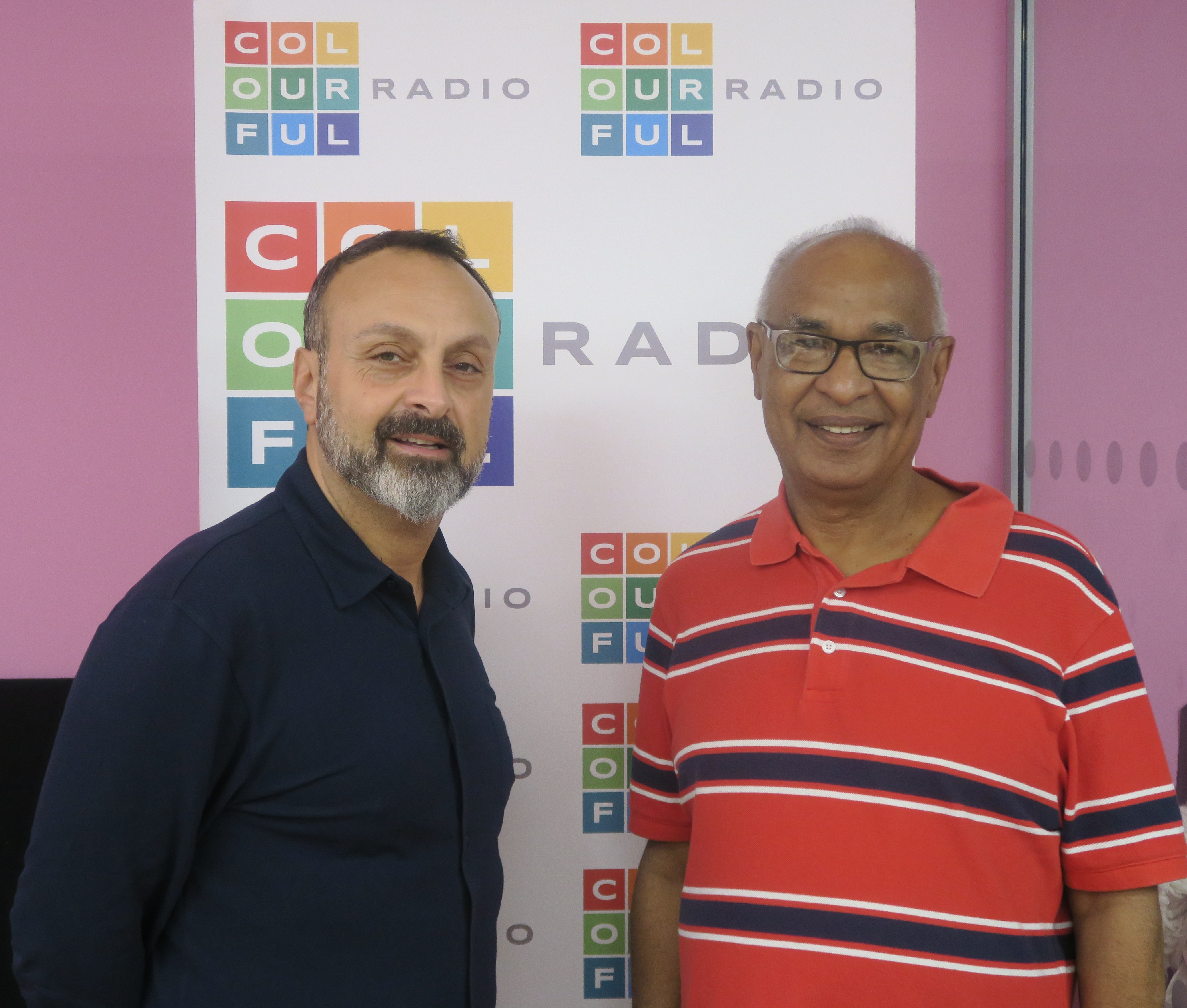 Ali Orhan and Suresh Rambaran from Orchid