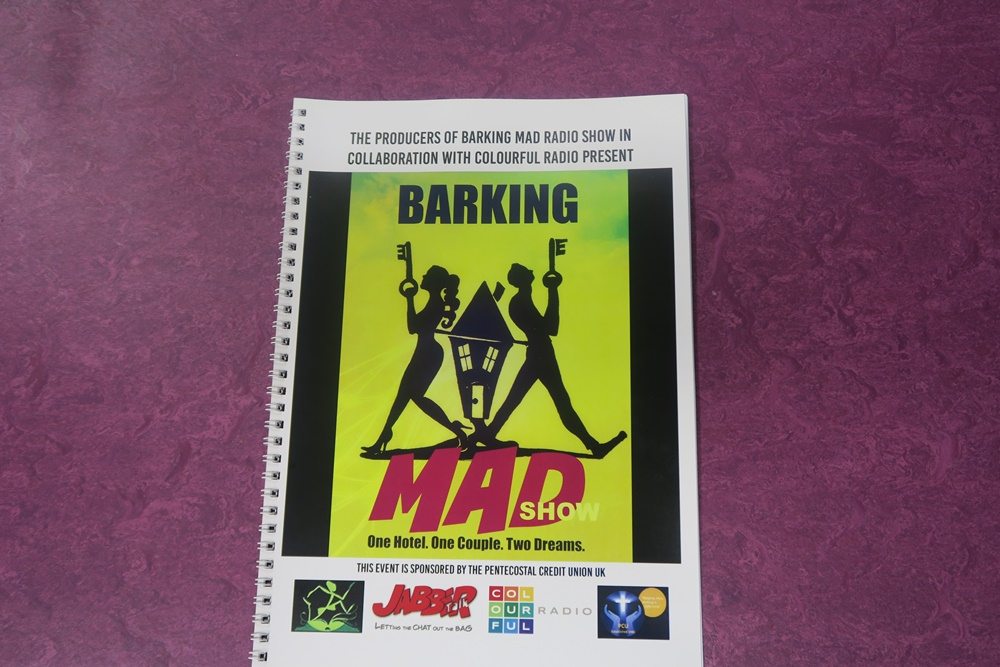 Barking Mad Show LIVE