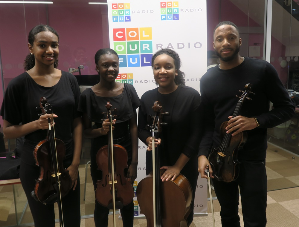Kuumba Youth Orchestra