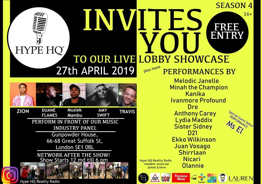 Live Lobby
