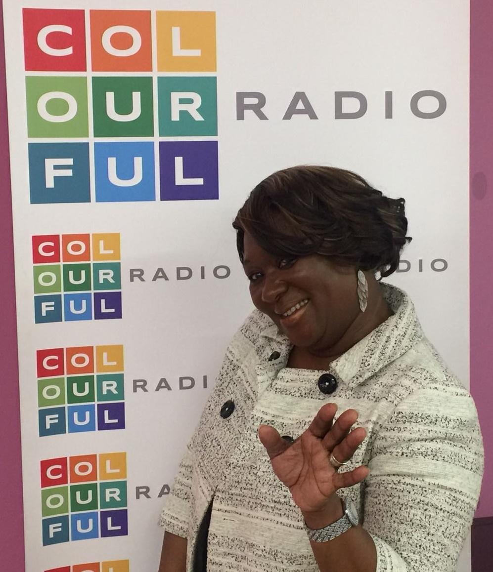 Pastor Lola Gordon
