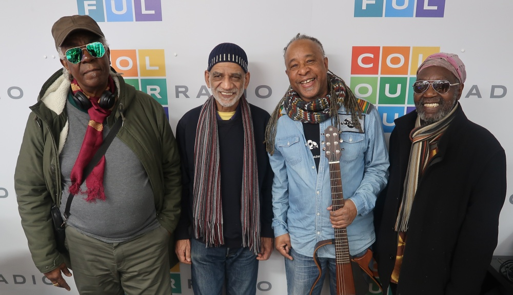 Osibisa live on Colourful Radio