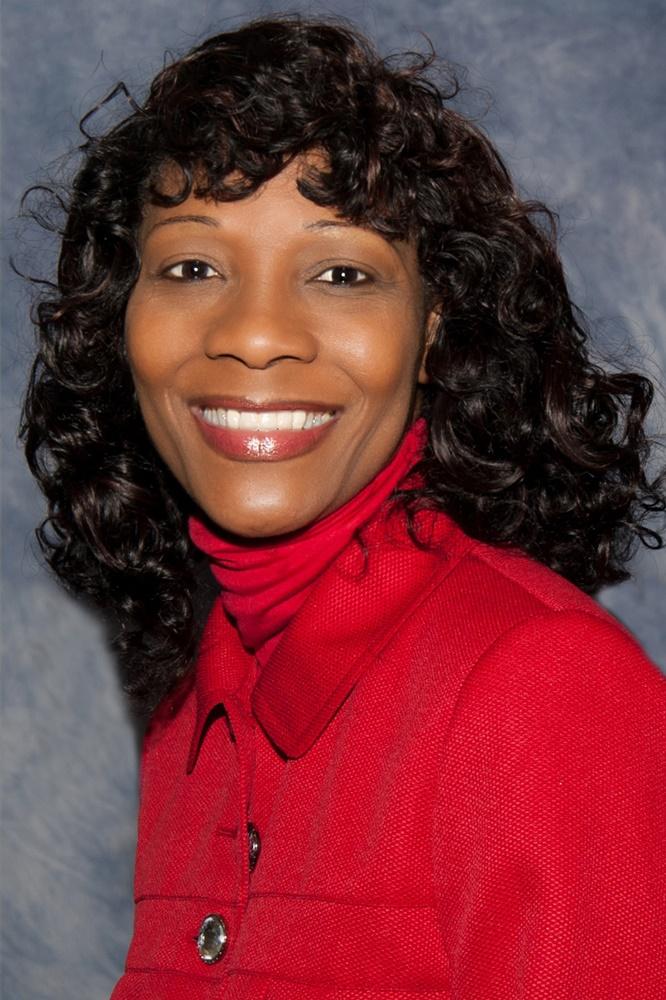 Pastor Annmarie McQueen