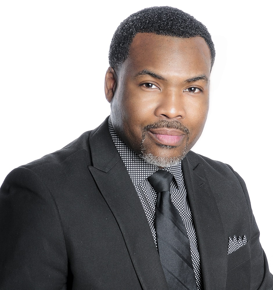 Pastor Jarrett Perdue