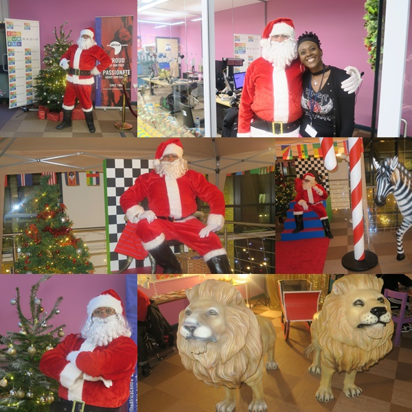 The African Christmas Market 2017