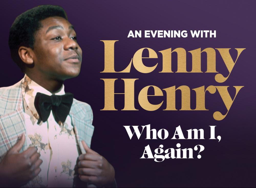 Sir Lenny Henry