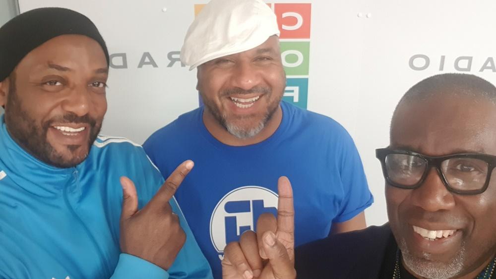 DJ Tony Crossbody