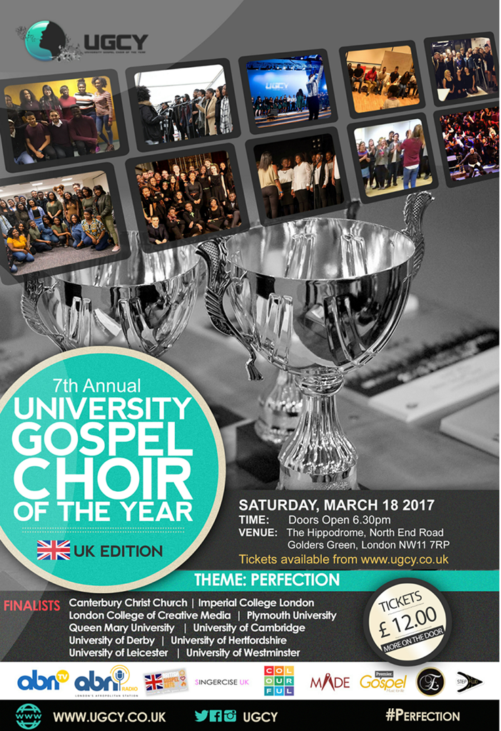 The University Gospel Choir of the Year competition returns