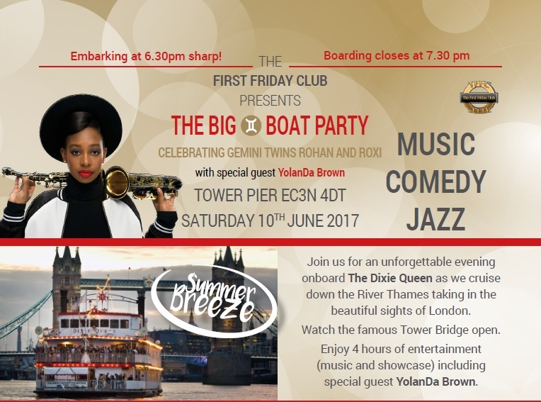 Win tickets to The Big Boat Party