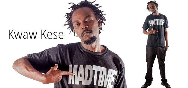 Kwaw Kese In London
