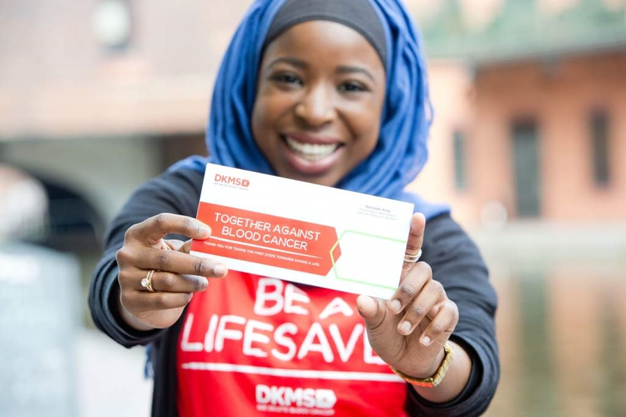 Zainab Garba-Sani is on a mission to find potential Lifesavers