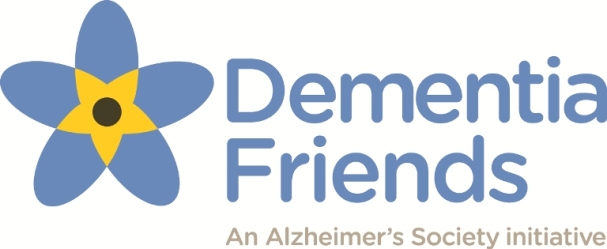 COLOURFUL is Proud to be Supporting the Dementia Campaign