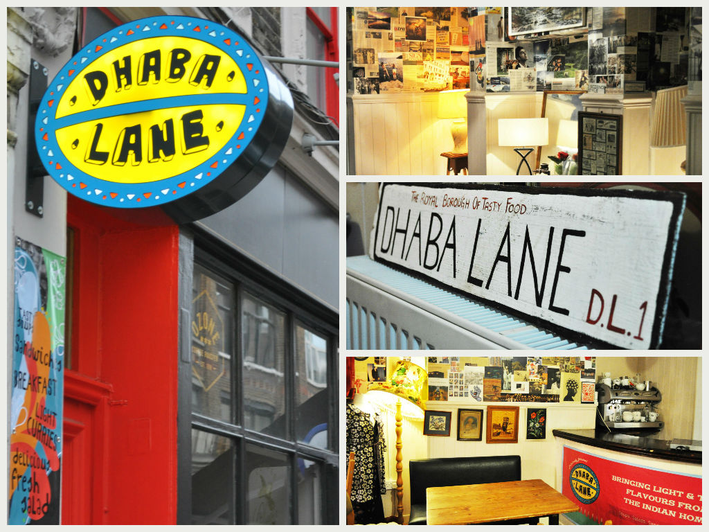 Colourful Food Hour with Dhaba Lane