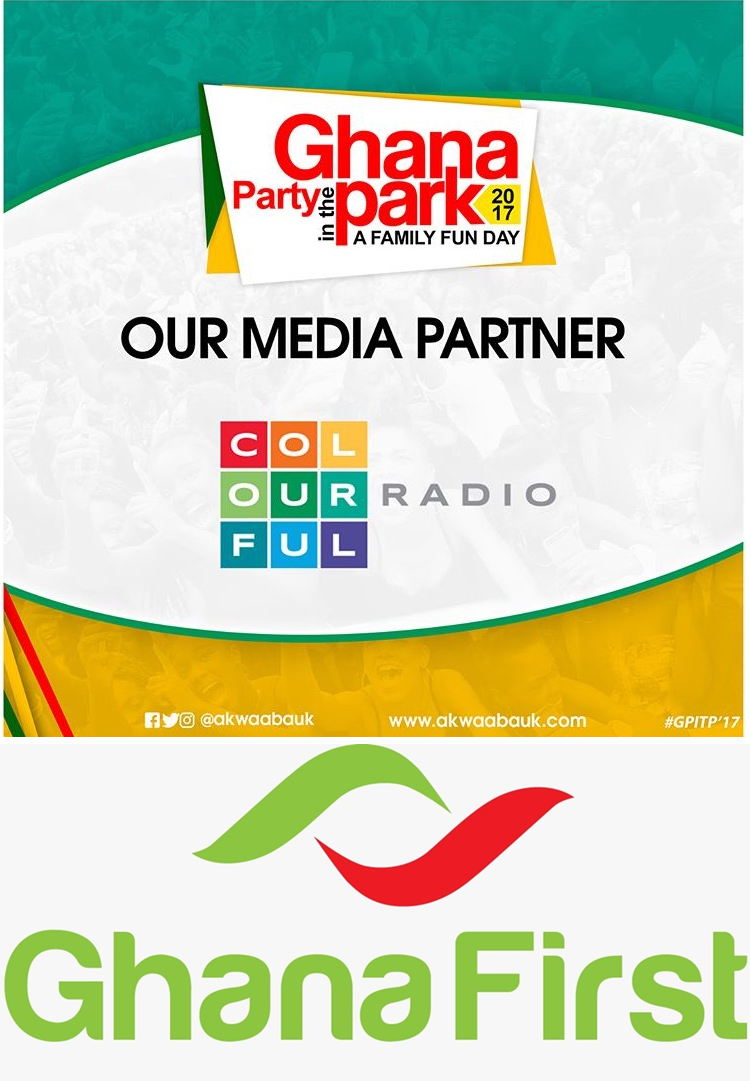 Colourful Radio To Broadcast LIVE from Ghana Party In The Park
