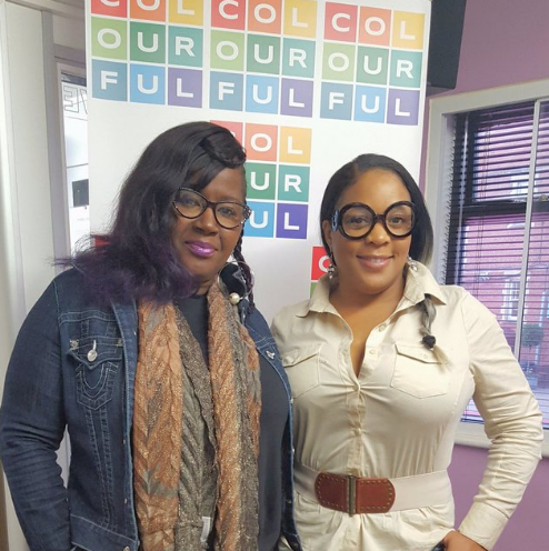 Kenya Soulsinger and Gwendolyn Collin