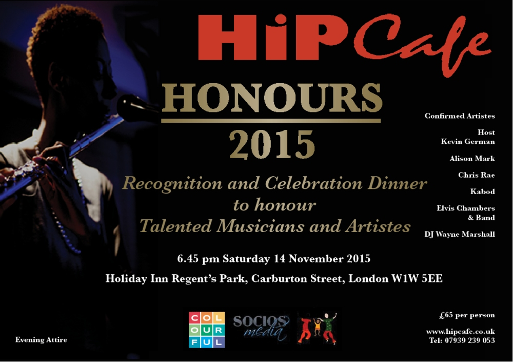 HIP Cafe Honours