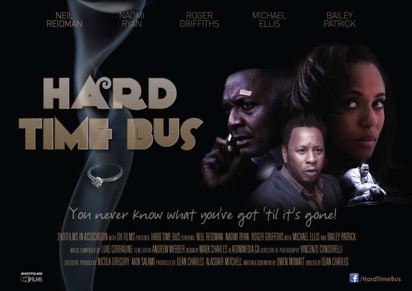 Film screening - Hard Time Bus