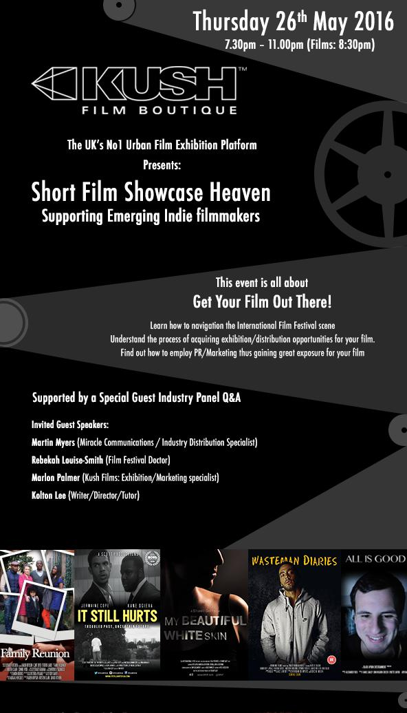Short Film Showcase Heaven