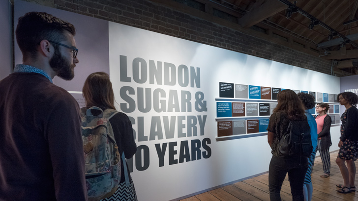 London, Sugar and Slavery