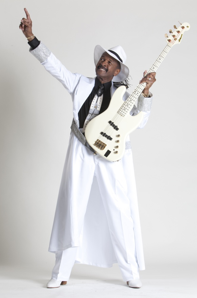 Larry Graham chats to DJ Sly