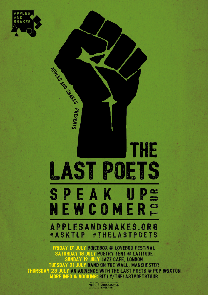 Last Poets, The - The Last Poets