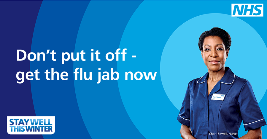 PHE urges African and Caribbean parents to vaccinate their children against flu this winter