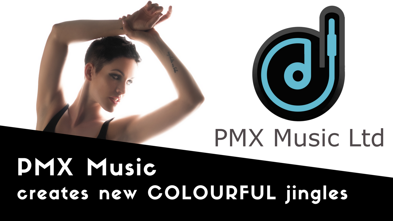 PMX Music Creates New Colourful Jingles