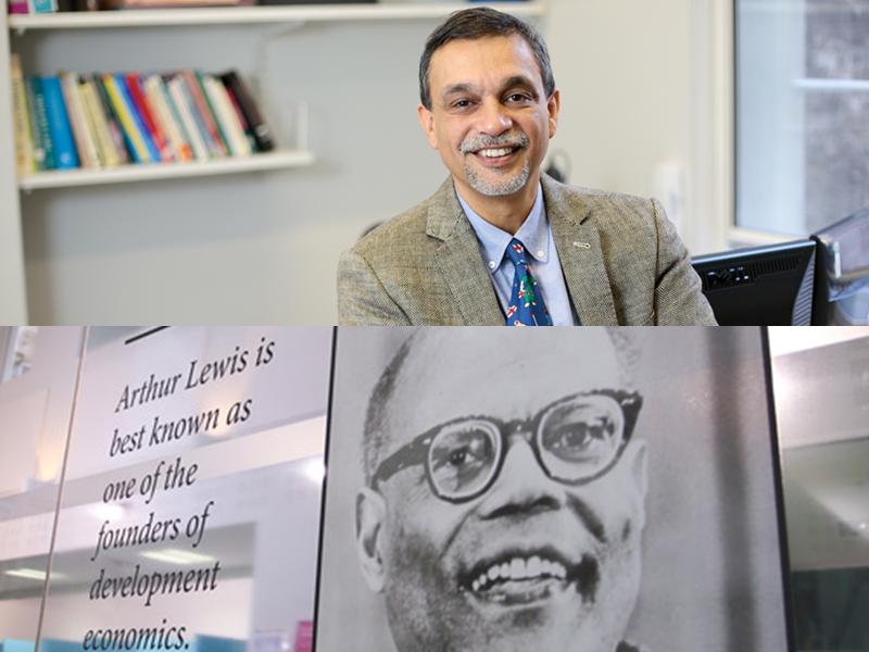 Professor Aneez Esmail